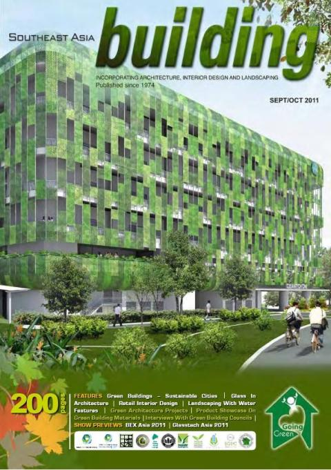 Evorich Featured in Latest Issue of Southeast Asia Building Magazine.