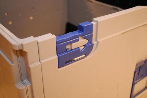 Magnum Optimum ny låsdesign av sidoväggar