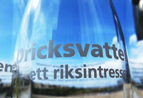 Vem tar ansvar för svenskt dricksvatten?