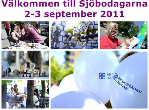 Sjöbodagarna 2-3 september 2011