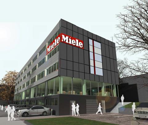 Nya Mielehuset