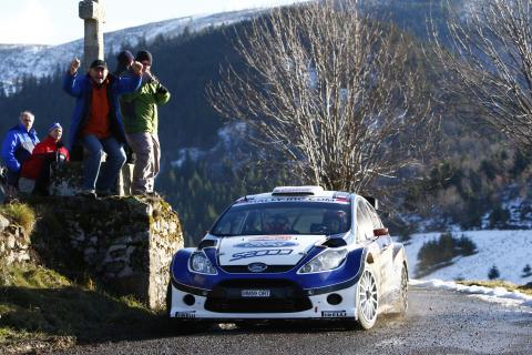 Hirvonen rattar nya Fiesta S2000 till seger i Monte Carlo-rallyt 2010 - bild 3