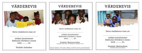 Medvetnapresenter.se - stolt samarbetspartner till Amelias vänner