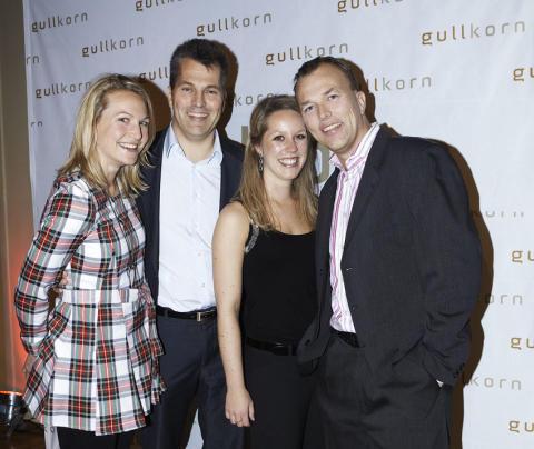 Vinnere Gullkorn 2009