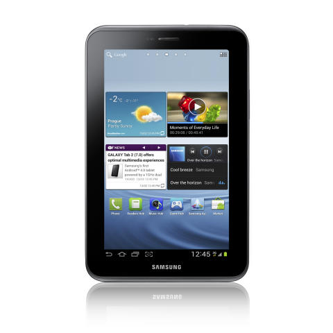 Samsungs nya generation av surfplattor nu i butik