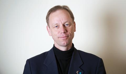 Sportfiskarnas Generalsekreterare Stefan Nyström