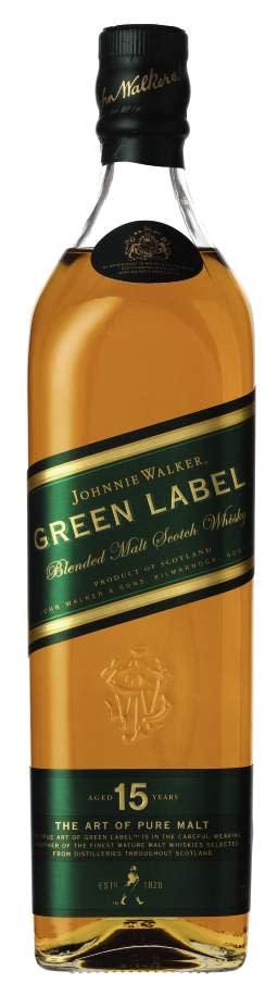 JOHNNIE WALKER® GREEN LABEL, 70 cl 40,0 Vol %