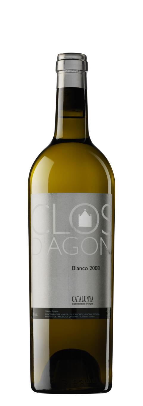 Clos d'Agon Blanco 2008 - exklusiv februarilansering på Systembolaget