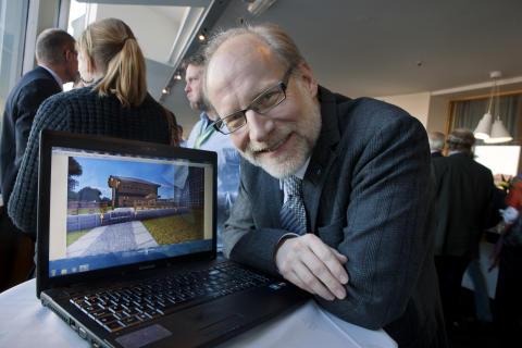 Stefan Attefall - Hållbar upprustning av miljonprogrammet