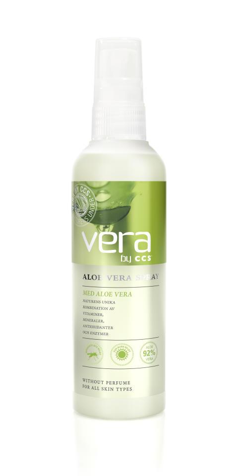 Återkallelse av Vera by CCS Aloe Vera Spray