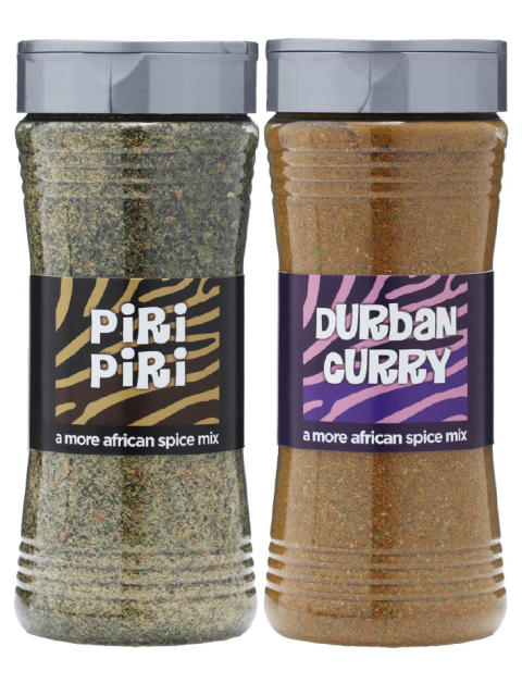 Inspireras av Afrika! Nya kryddor för restaurang och storkök