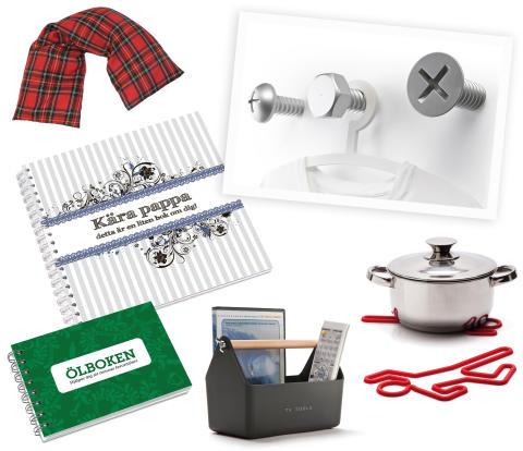 På Bluebox.se fixar man Fars dag presenten snabbt och lätt!