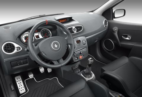 Renault Clio instrumentbord