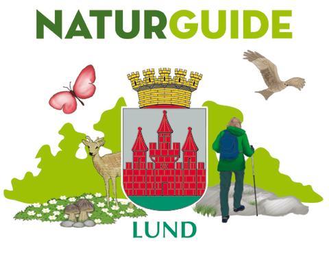 Naturguide Lund - logotyp