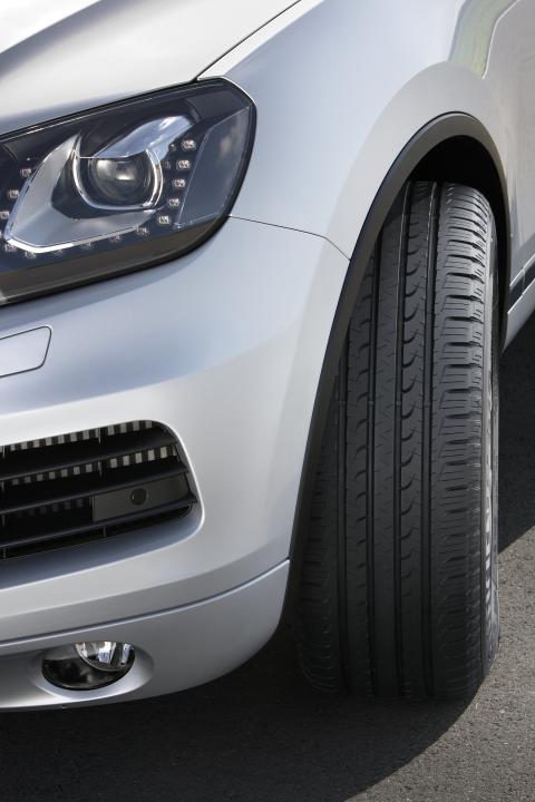 Nye EfficientGrip SUV-dekk gir drivstoffbesparinger og økt ytelse til firehjulstrekkere