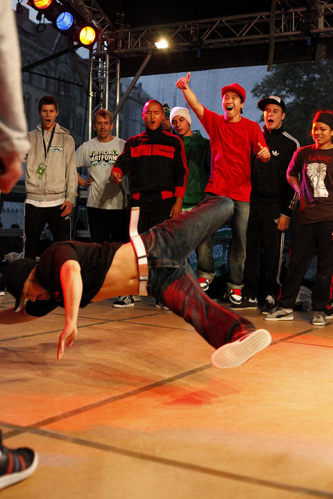 SM i Breakdance – Malmö – 27 november 2010