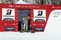 Bridgestone fortsätter att sponsra Världscupen i alpin skidåkning