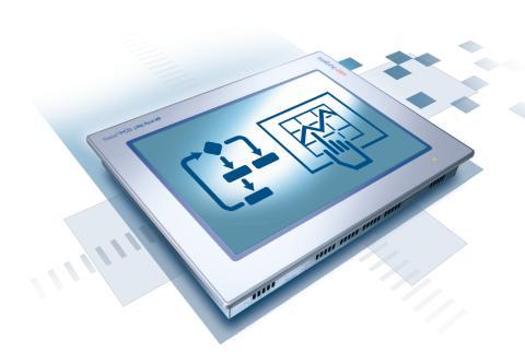 Saia-Burgess PLC i grafisk panel