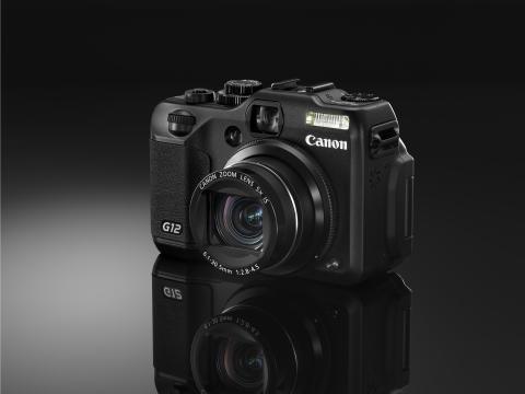 Succén fortsätter - nu lanserar Canon PowerShot G12 för passionerade fotografer