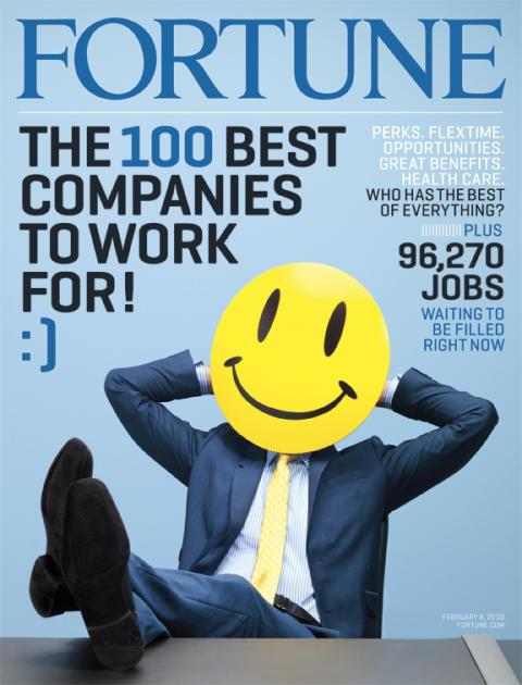 Cisco är populär arbetsgivare