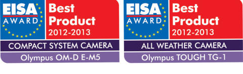 EISA Award OM-D E-M5 TG-1