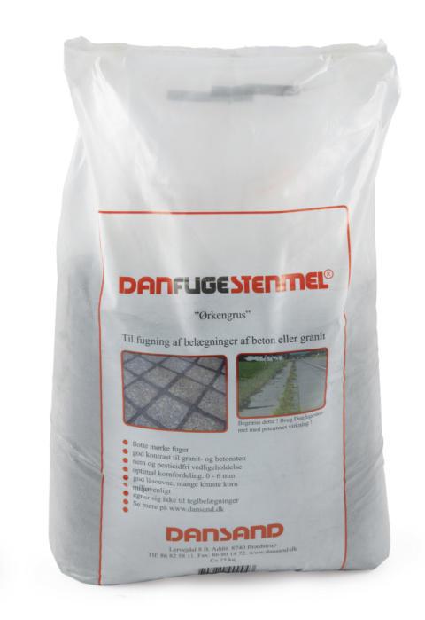 maxit Danfogmjöl - förpackning