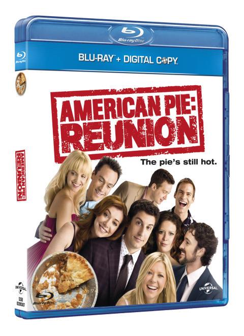American Pie: Reunion på blu-ray™ och DVD 8 augusti