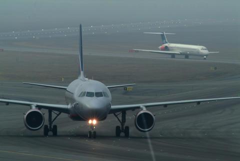 Fler flygresenärer under oktober
