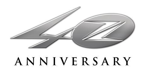 Kawasaki firar 40-årsjubileum med Z1 och Z-serien.