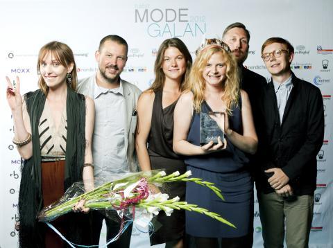 Vinnare Årets Modebutik Habit Modegalan 2012 - Nitty Gritty, Stockholm