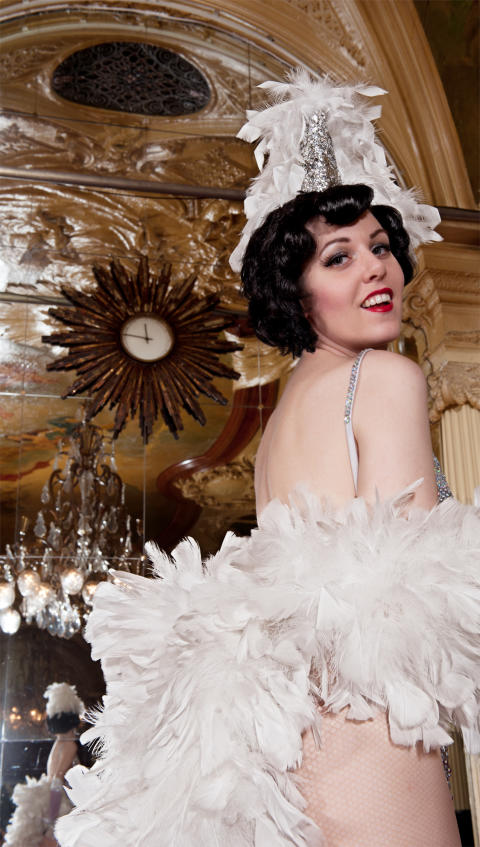 BERNS HOTEL LANSERAR SWEDISH BURLESQUE CALENDAR 2011