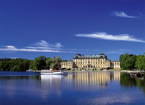 Pressbild - Strömma Kanalbolaget - Drottningholm