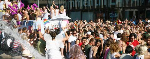 Många evenemang i helgen påverkar framkomligheten i centrala Stockholm