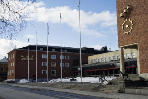 Stadshotellet i Skellefteå