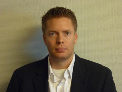 Mikael Rosengren från Sony Ericsson ny Commercial Manager på DHL