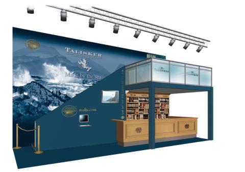 Diageo öppnar Talisker Terrassen - En självklar tillflyktsplats på Stockholm Beer & Whisky Festival