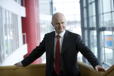 Erik Heilborn, vd