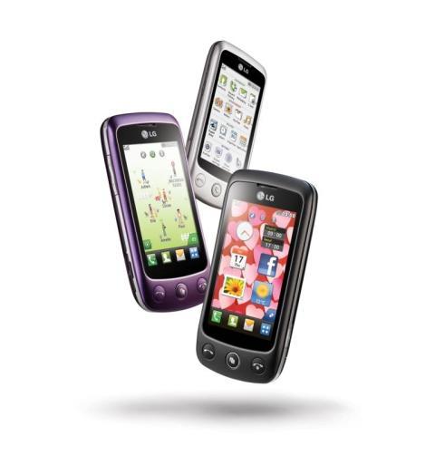 LGs nye mobiltelefoner giver nye måder at kommunikere på