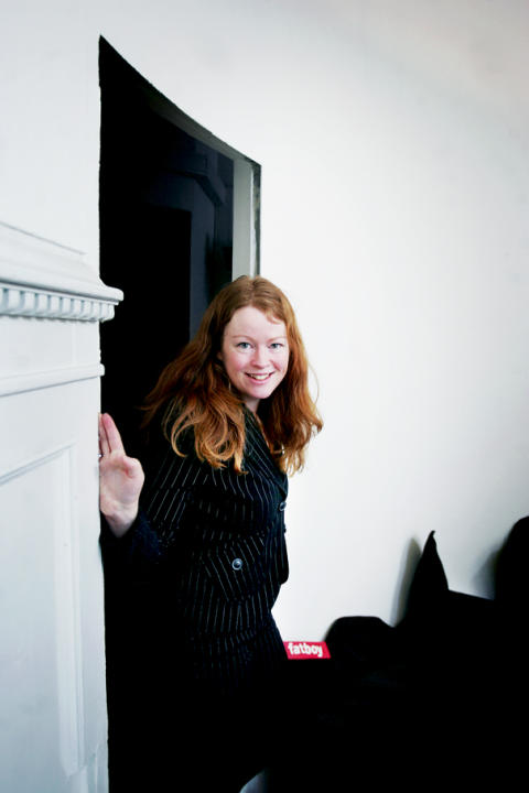 Cecilia Hertz, vd för Umbilical Design