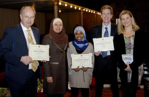 Stort journalistpris till utrikeskorrespondent