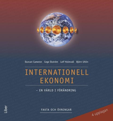 Internationell ekonomi - en värld i förändring