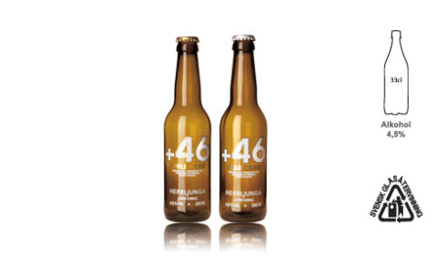 +46 Swedish Cider 330 ml