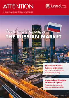 Ryssland – Europas största bilmarknad inom 3 år!