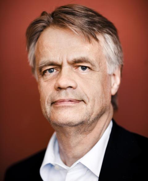 Bo Hellgren, dekan Filosofiska fakulteten