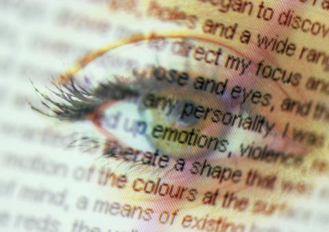 Stadsbiblioteket onsdag 6 okt kl 17.30-19.30: Att må bra med dyslexi