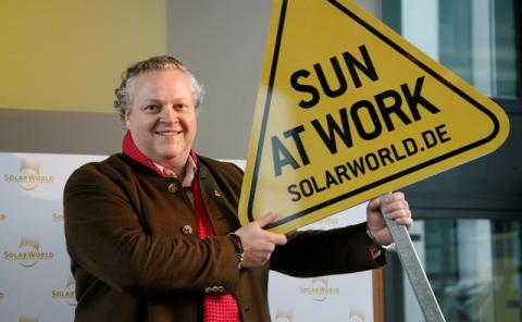 SolarWorld renegotiates $454m of loans after risk of terms breach