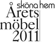 DE NOMINERADE I ÅRETS MÖBEL 2011