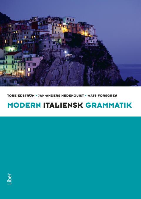 Modern italiensk grammatik - ny upplaga
