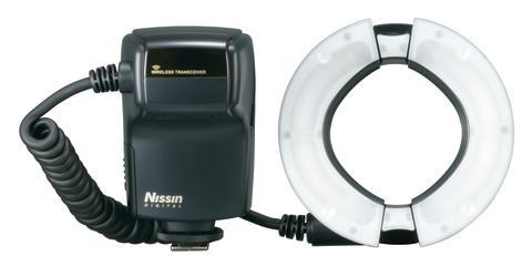 Avanceret ringflash fra Nissin