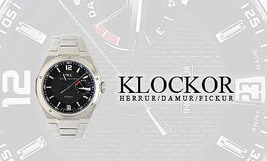 Helgens klockauktion hos Kaplans Auktioner